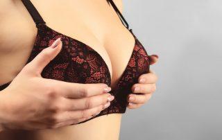 حقن الدهون في الثدي