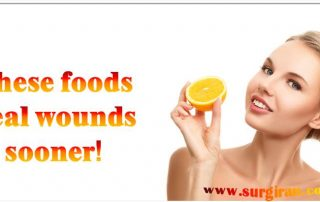 foods for wound healing