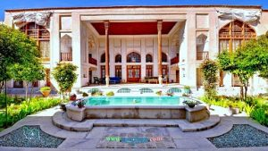 Ecological Tourist Residence in Isfahan